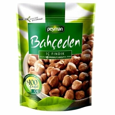Peyman Turkish Raw hazelnut iç findik çiğ no shell 140gr