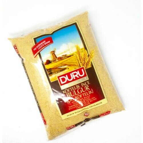 Duru Extra Fine Bulgur 2.5KG