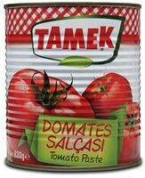 Tamek Tomato Paste 29Oz (830Gr) Can