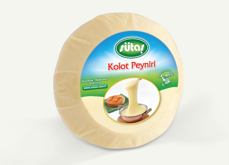 SUTAS Trabzon Kuymak KOLOT Cheese 375GR