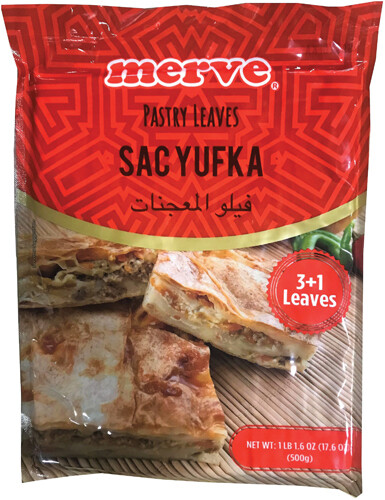 MERVE SAC YUFKA 500GR