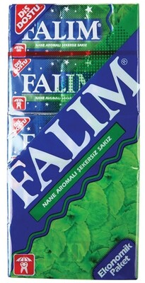 DANDY FALIM MINT GUM 5PCS x 15 Box