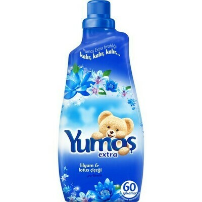 Yumos Laundry Fabric Softener Concentrated Lilyum Lotus 1440 ML