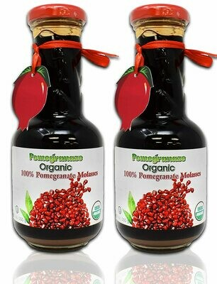 USDA ORGANIC Pomegranate Molasses 12.35 oz