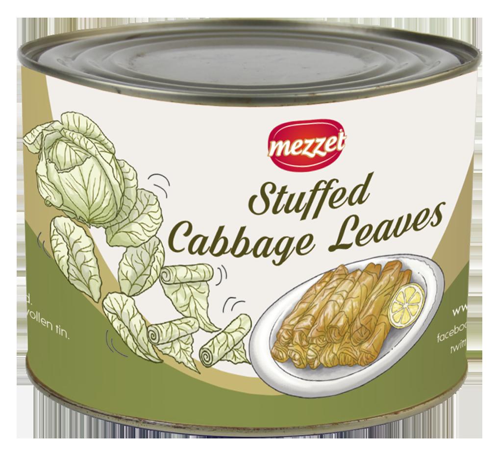 Mezzet Stuffed Cabbage Leaves Lahana Sarma 300gr