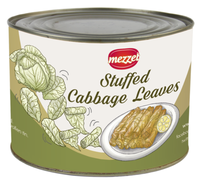 Mezzet Stuffed Cabbage Leaves Lahana Sarma 300gr