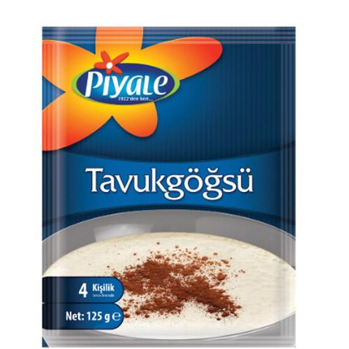 PIYALE PUDDING TAVUK GOGSU 125G