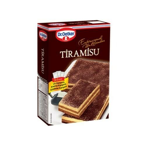 Dr. OETKER Tiramisu Tramisu CAKE MIX (12.52 OZ)
