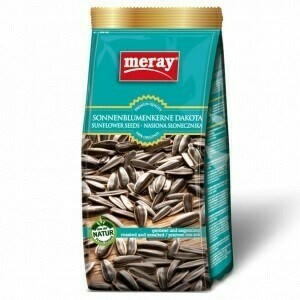 UNSALTED ROASTED SUNFLOWER SEEDS DAKOTA 300GR