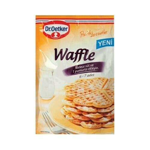 Dr. Oetker Waffle mix Waffle Yap 177gr