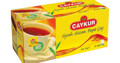 Caykur Rize premium Black tea bags 25 bags