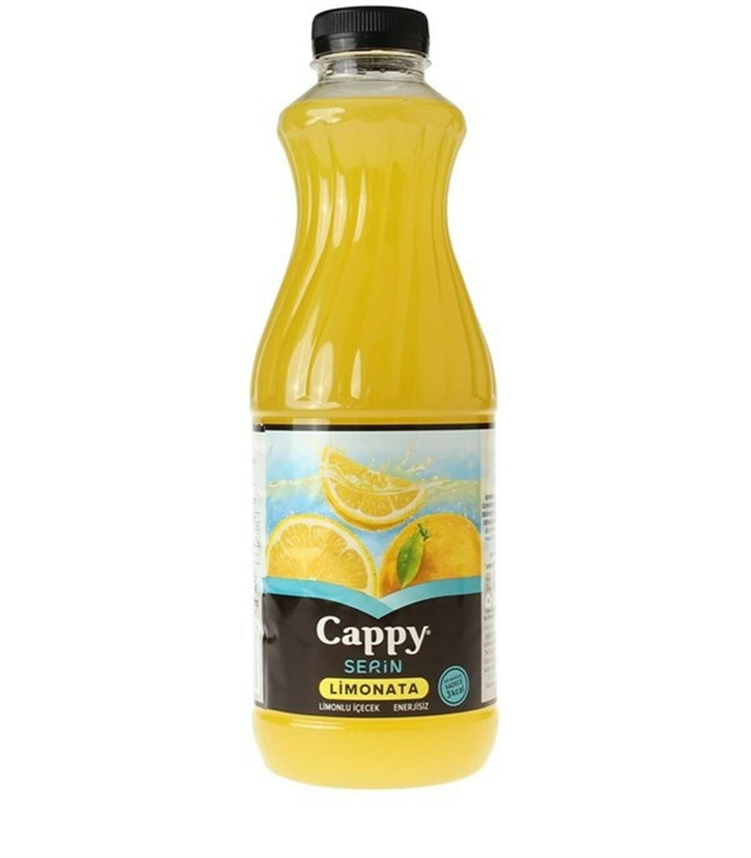 Cappy Lemonade Free Sugar 1 lt