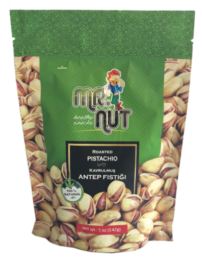 Mr. Nut Roasted Turkish Pistachios 5oz