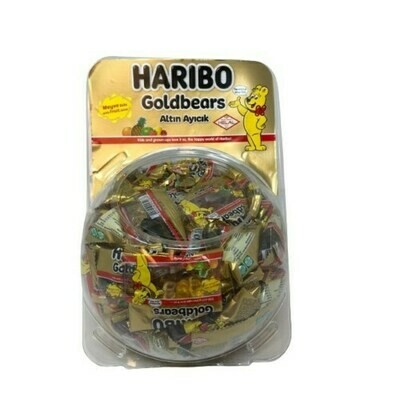 Haribo GOLD Mini  BEAR - STAND - 12.5 GR x 75 pack