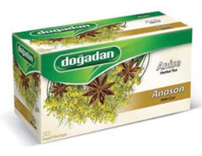 DOGADAN ANISE (ANASON) TEA 20TB