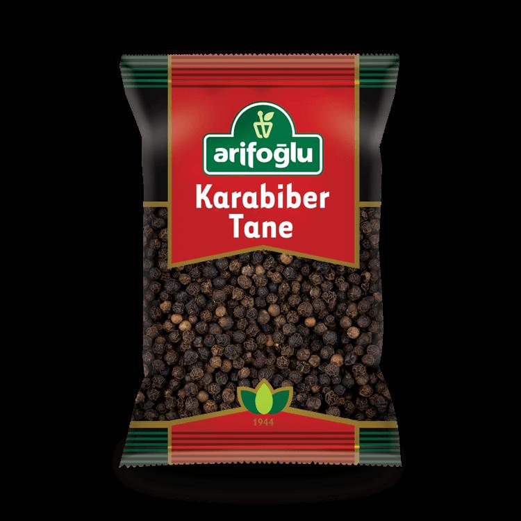 Arifoglu Black Pepper Whole 40gr (Tane Karabiber)