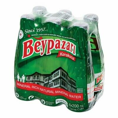 Beypazari Mineral Water 6 X 250ML