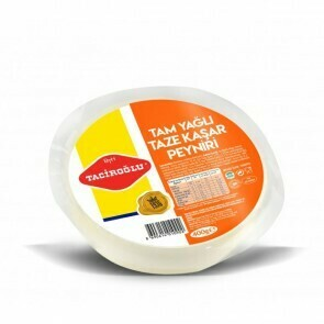 TACIROGLU FRESH KASKAVAL CHEESE 400Gr