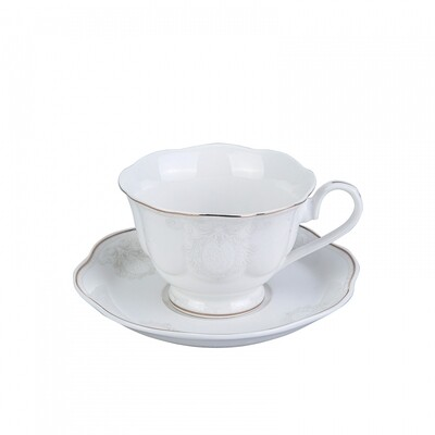 KARACA Sevilla 6'LI Cay Fincan Set(Tea Set for 6)
