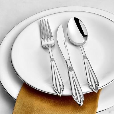 Karaca Mantilla 3mm 84  Piece Box Cutlery Set