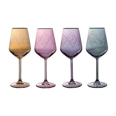 Karaca Krs 4 pieces Glass