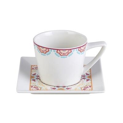 Karaca Carilyn 2 Kişilik Çay Fincanı  (Tea set for 2)