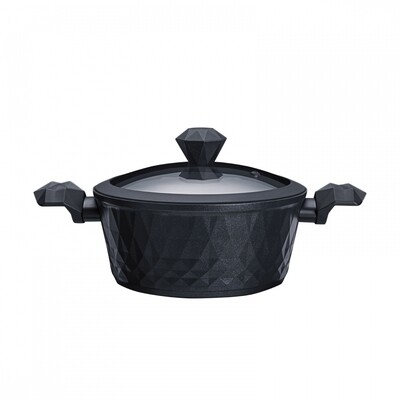 KARACA BIO DIAMOND COOKWARE 20 CM 2,6 LT  INDUCTION SAFE