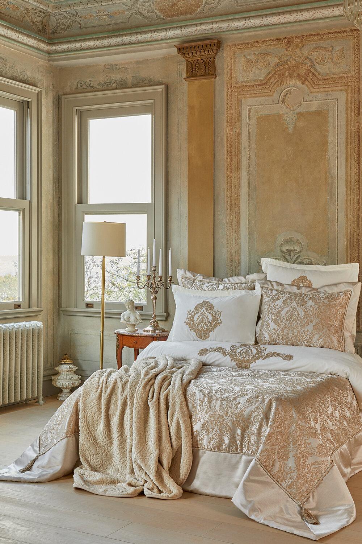 Karaca Home Eldora Gold 10 Pieces Dowry- Ceyiz Set