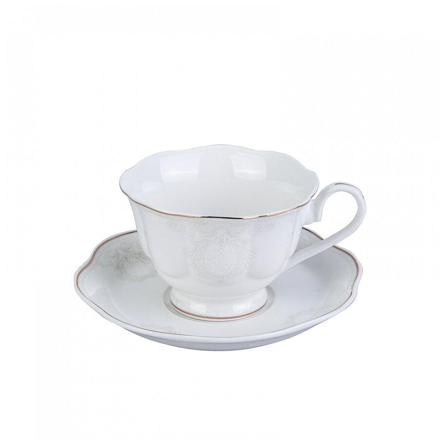 KARACA Sevilla 6'LI Cay Fincan Set(Tea Set for 6)