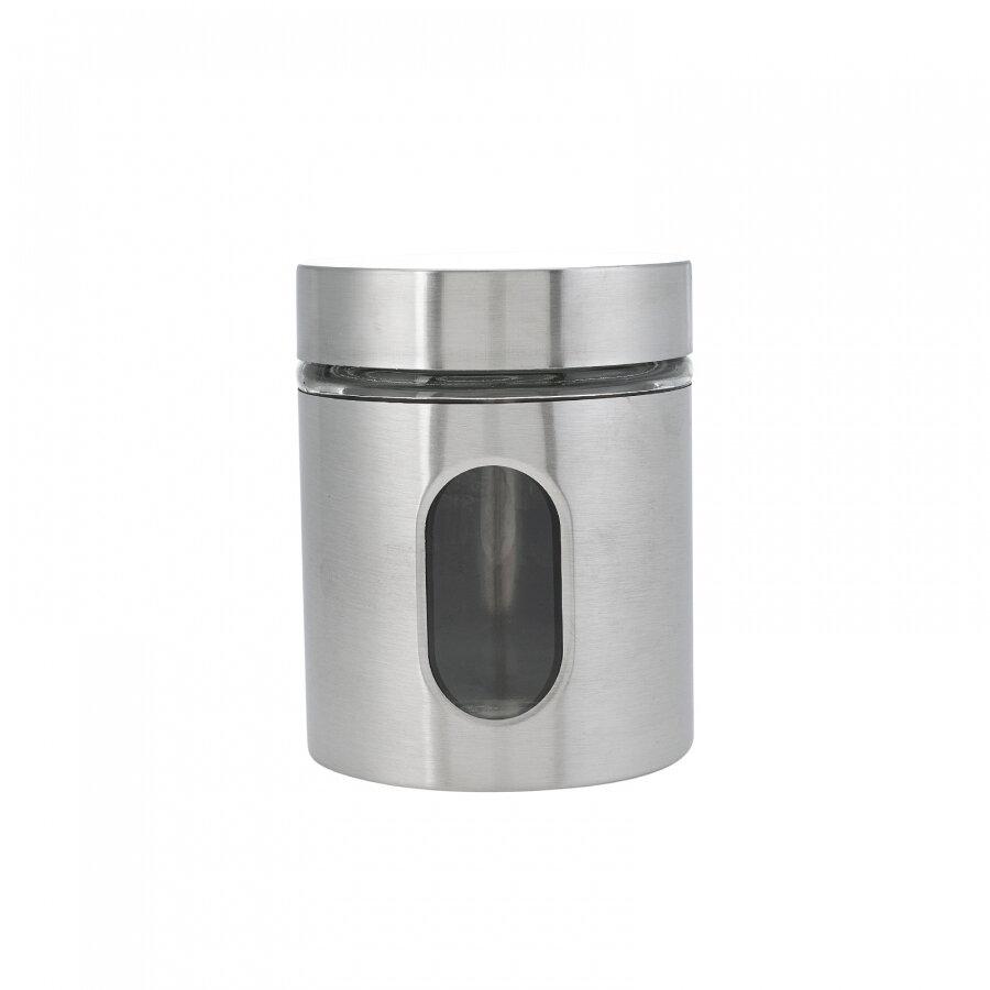 KARACA FALCON GLASS STORAGE CONTAINER 590 ML