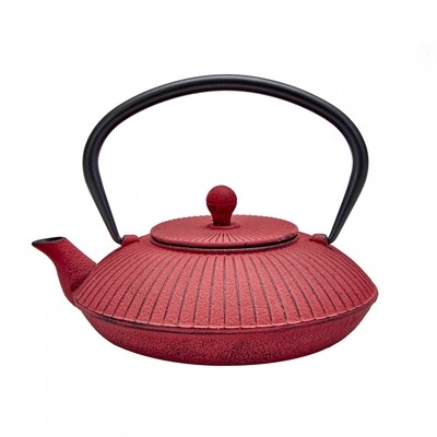 KARACA RED ROUGE TEAPOT 780 ML