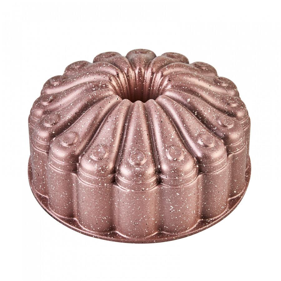 Karaca Era Rosegold Casting Granite Cake Mold