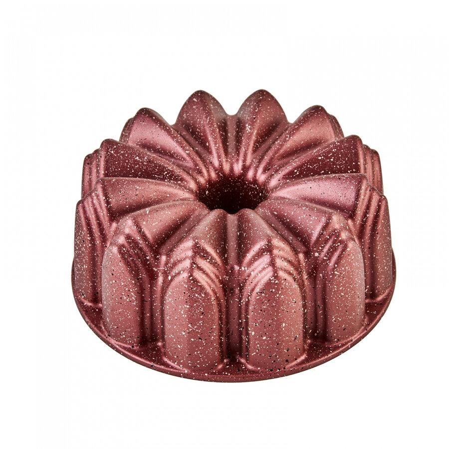 KARACA MAGNA DARK BLUSH Granite  Cake Mold