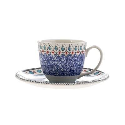 KARACA Mai SELCUKLU SERİSİ 2 Person  Coffee Cup