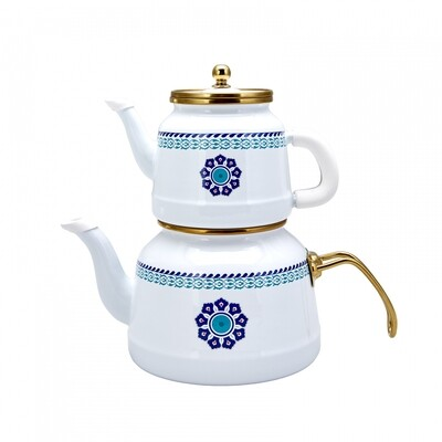 KARACA MAI SELCUKLU TYPE TEA POT SET
