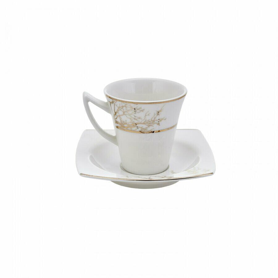 KARACA AUTUMN 6 Person Coffee Cup