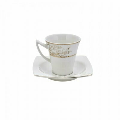 KARACA AUTUMN 6 Person Coffee Cup