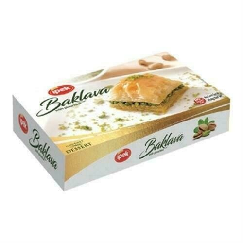 IPEK BAKLAVA WITH WALNUTS 1LB