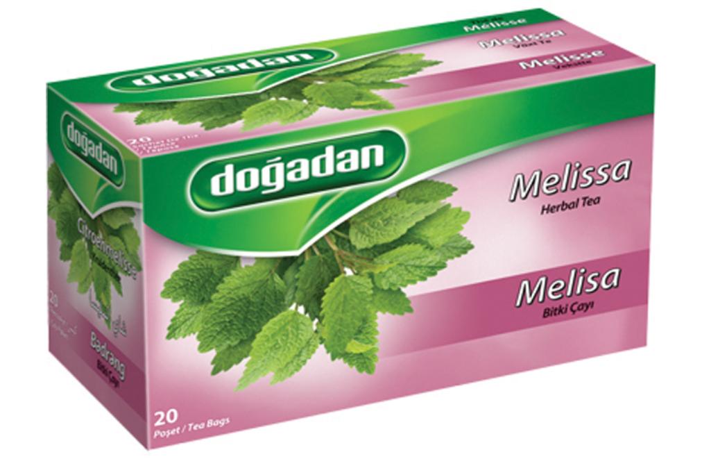 DOGADAN MELISA TEA 20TB
