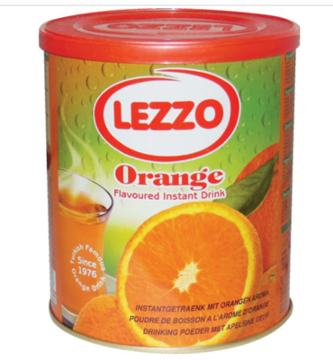 LEZZO ORANGE TEA 700GR CAN