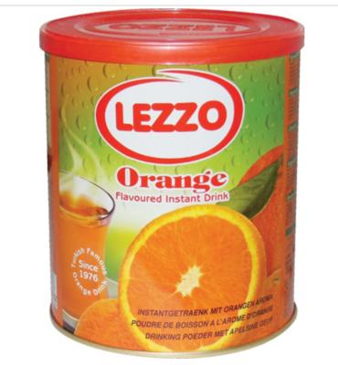 LEZZO ORANGE TEA 700GR CAN