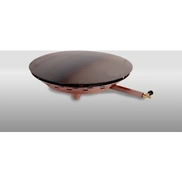 Gulsan Tuplu - gazli- Propane Ekmek Sacı 70 cm Sac Gozleme