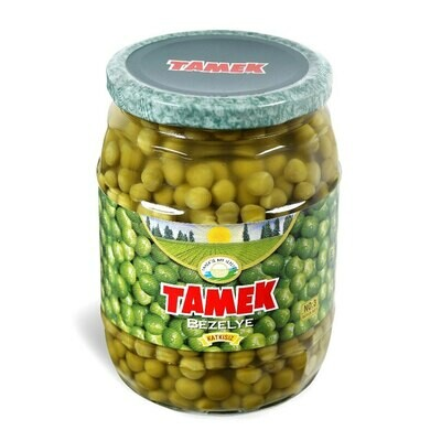 Tamek Green Peas (Taze Bezelye) (glass) 720ml