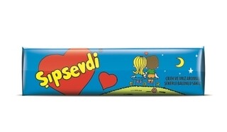 Sipsevdi Banana- Strawberry flowered sweet gum 25gr