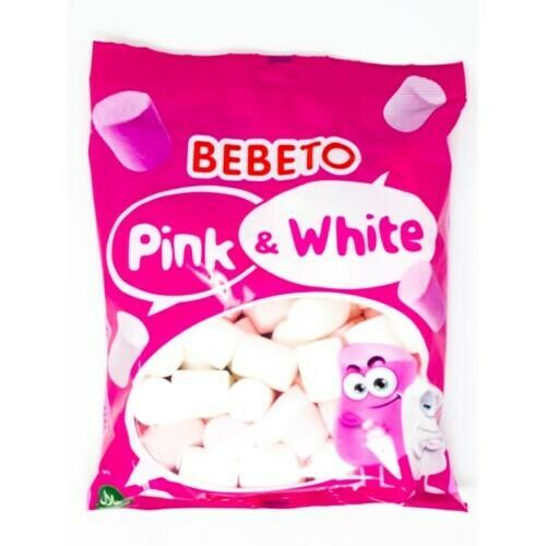 Kervan American Halal Marshmallow Pink & White