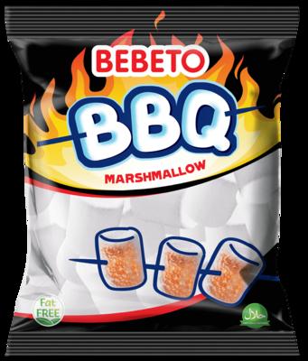 Kervan BBQ American Halal Marshmallow Vanilla