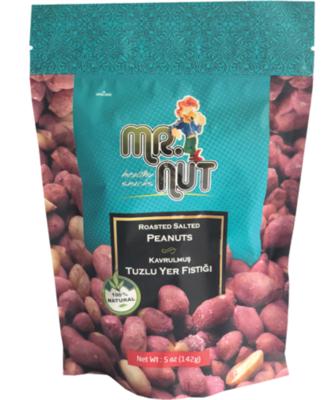 MR. NUT ROASTED SALTED PEANUTS 5 OZ (142GR)