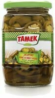 TAMEK JALAPENO PICKLES 370ML GLASS