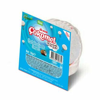 ULKER COKOMEL POFTI Coconut 18G X 6 pcs