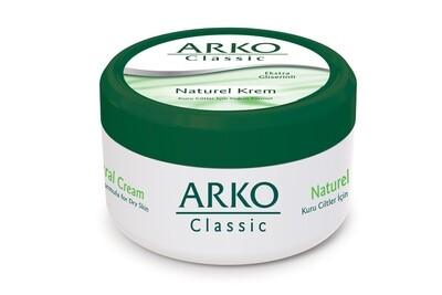ARKO CLASSIC NATURAL CREAM 300 ML